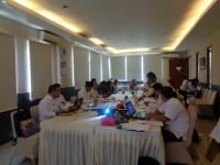 Rapat Pembahasan RAPERWAL