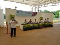 Sosialisasi Produk Hukum Daerah di Taman Jaletreng